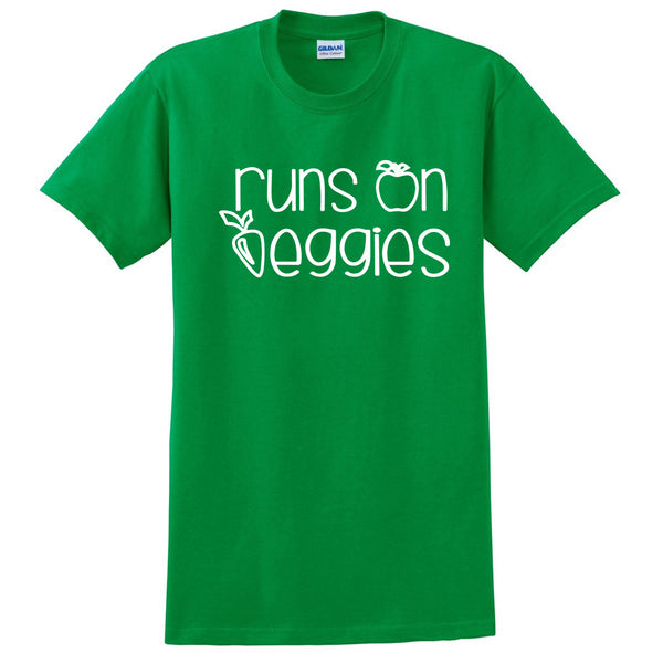 runs on veggies T Shirt
