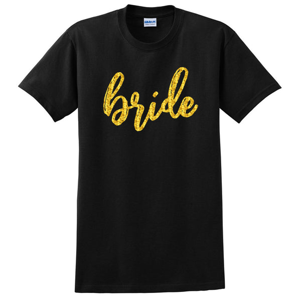 Bride shirt, bride shirts, bride tshirt, bachelorette party T Shirt
