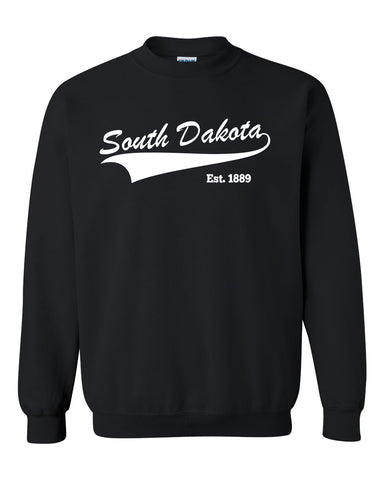 South Dakota Crewneck Sweatshirt