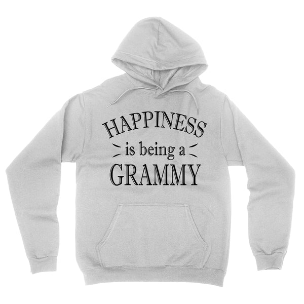 Happiness is being a grammy hoodie birthday mother's day gift ideas for her grandparents