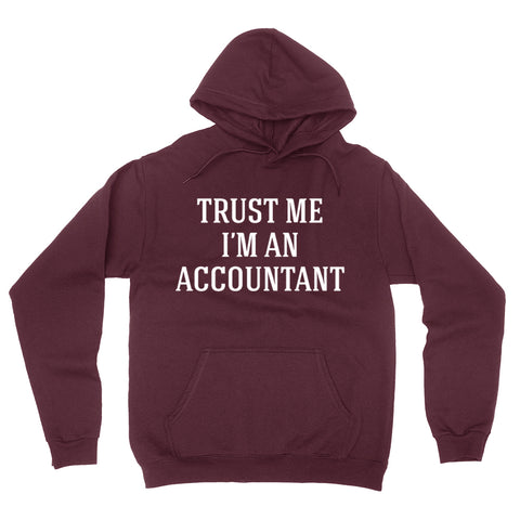 Trust me I'm an accountant  funny cool geek gift ideas  Hoodie