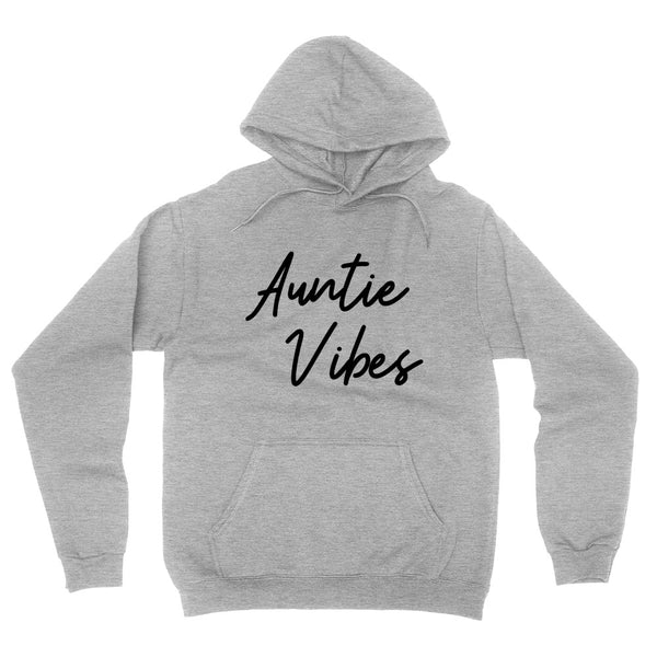 Auntie vibes  hoodie, gift for aunt, auntie squad hoodie, best aunt ever hoodie