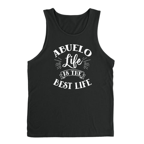 Abuelo life is the best life  Tank Top