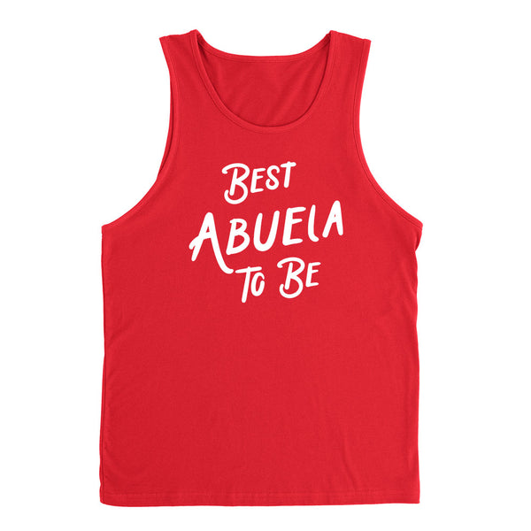 Best  abuela to be Tank Top