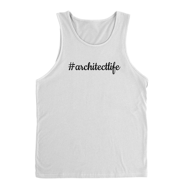 Architect life funny profession occupation best architect  Tank Top