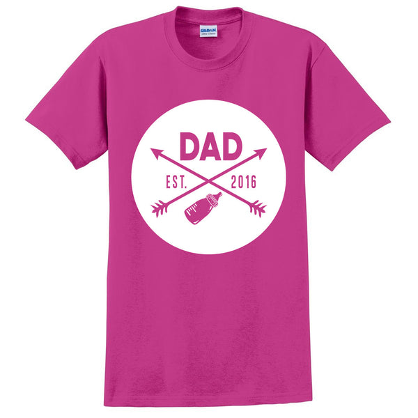 New Dad t shirt  father's day  gift ideas for him best dad tee new daddy tees