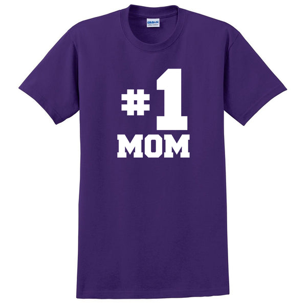 #1 mom, number one mom T Shirt