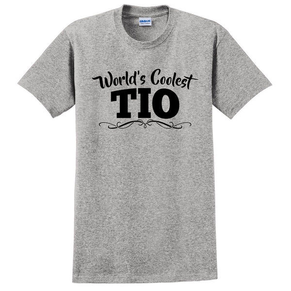 World's coolest tio  Father's day birthday gift ideas for him number one uncle the best uncle T Shirt