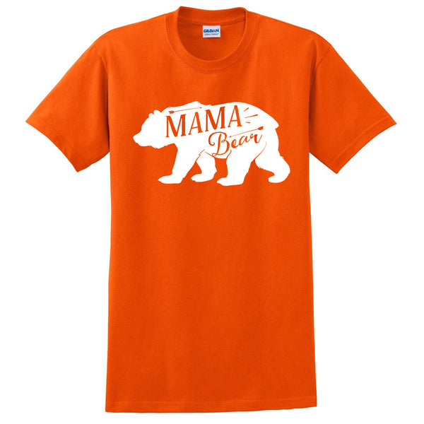 Mama bear t shirt new mom mommy mother shirt mother's day gift ideas