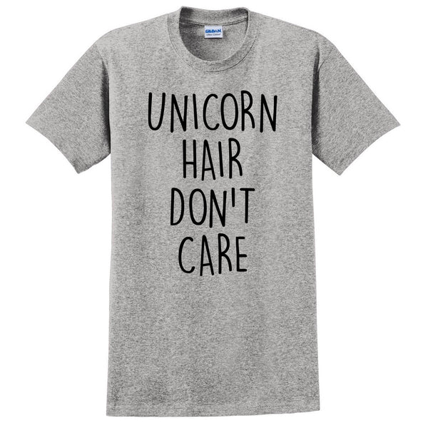 unicorn hair don't care T Shirt