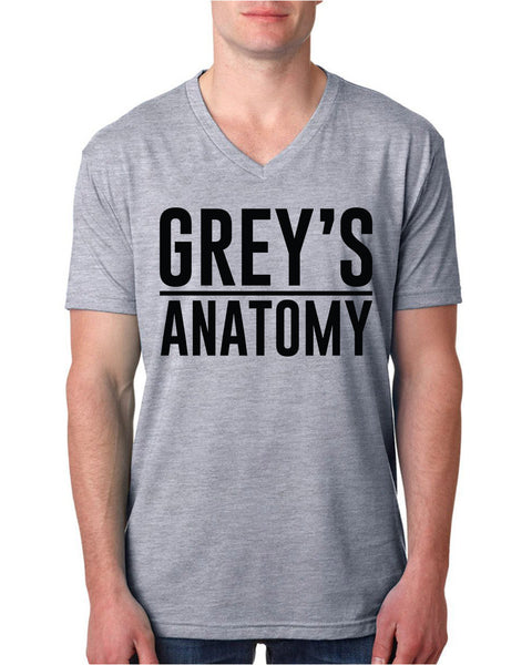 Grey's Anatomy V Neck T Shirt