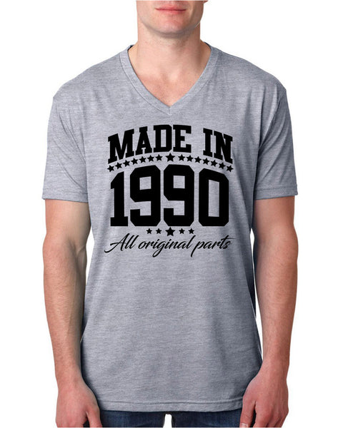 Made in 1990 all original parts V Neck T Shirt
