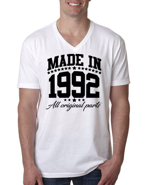 Made in 1992 all original parts V Neck T Shirt
