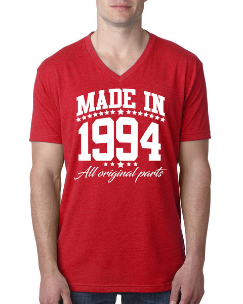 Made in 1994 all original parts V Neck T Shirt