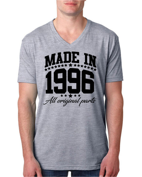 Made in 1996 all original parts V Neck T Shirt