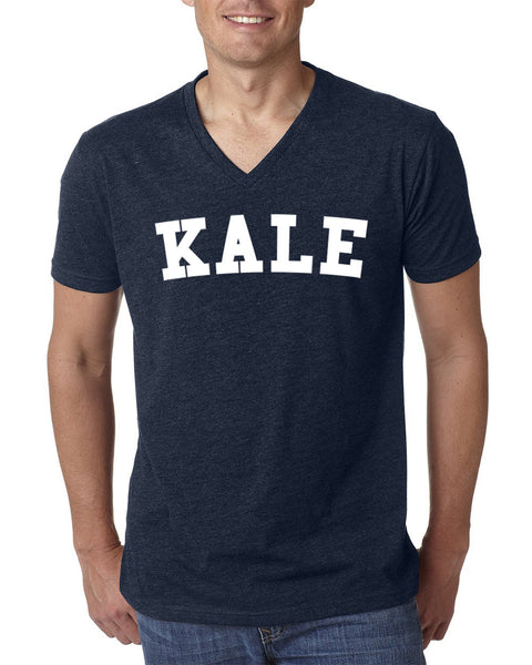 Kale V Neck T Shirt