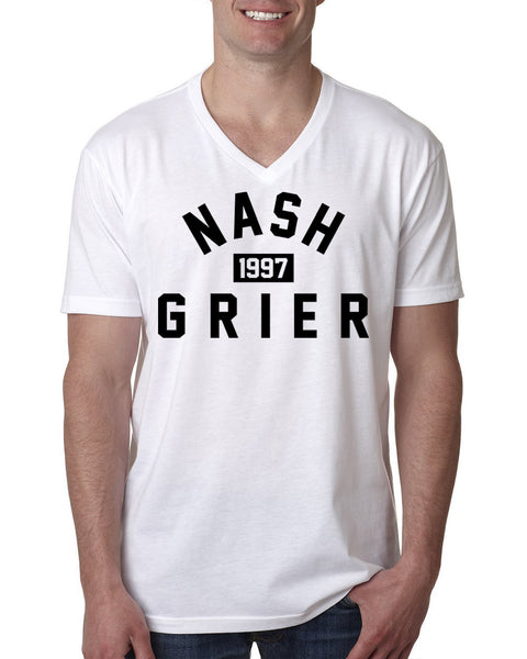 Nashgrier V Neck T Shirt