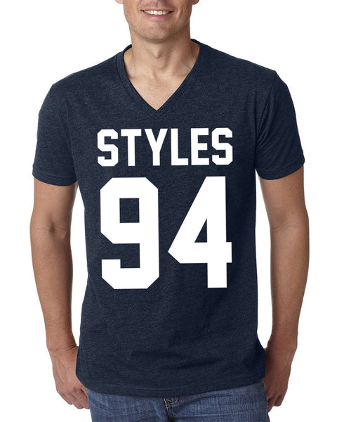 Styles 94 V Neck T Shirt