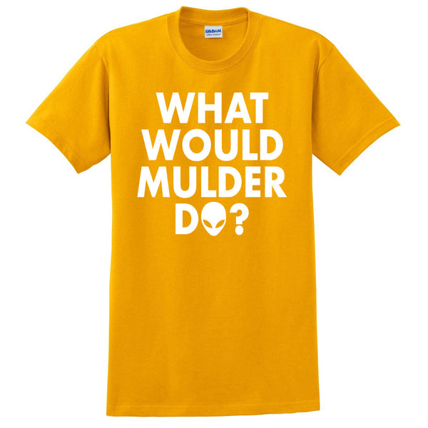 what would mulder do 1 T Shirt
