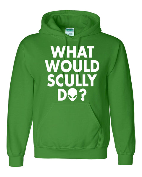 What would scully do Hoodie