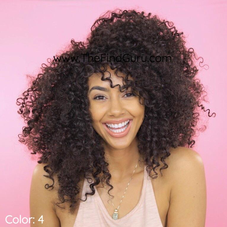 Brazilian Curly Synthetic Wig