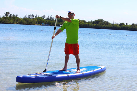 SATURN Racing Sport Inflatable Racing SUP Paddle Board - Paddle Board City
