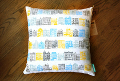 Chicago: Andersonville pillow