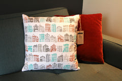 Chicago: Wicker Park pillow
