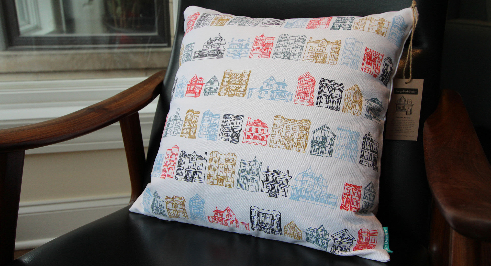Lakeview Pillow