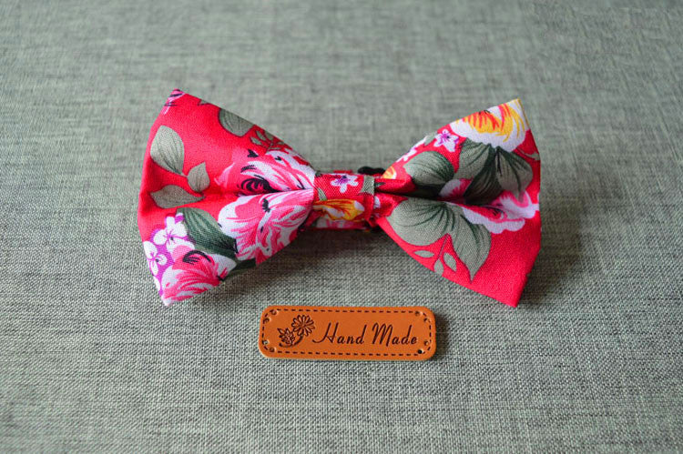 Hand-Made Vintage Style Bow Ties
