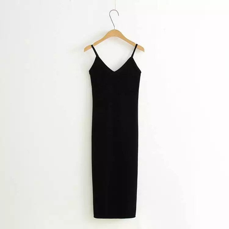 One Size Trendy Slip Dress