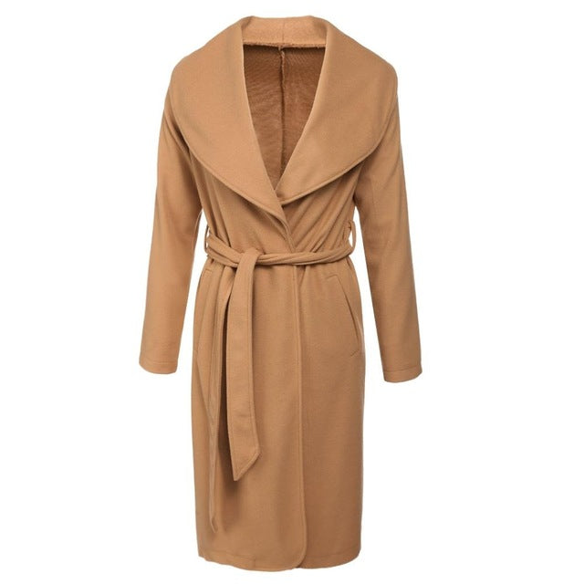 Elegant Trench Coat