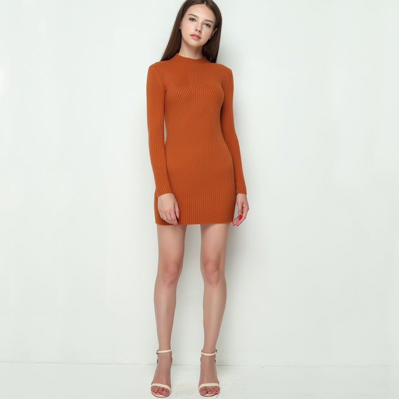 Close-Knit Sweater Dress