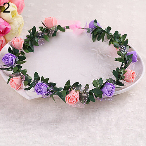 Rose Buds Crown