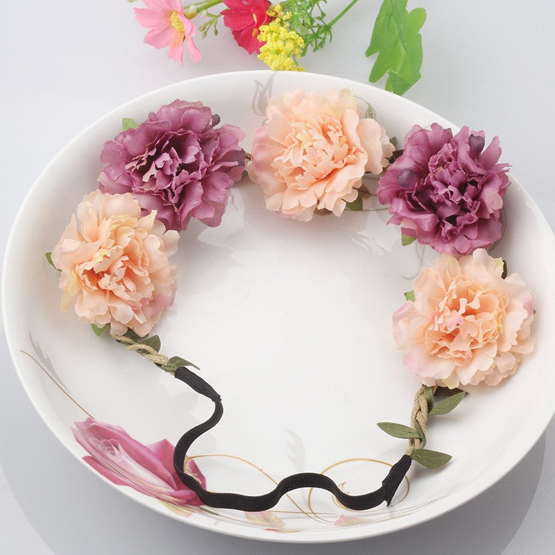 Floral Head Bands