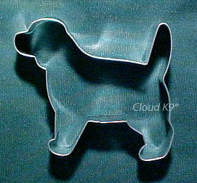 Beagle Cookie Cutter