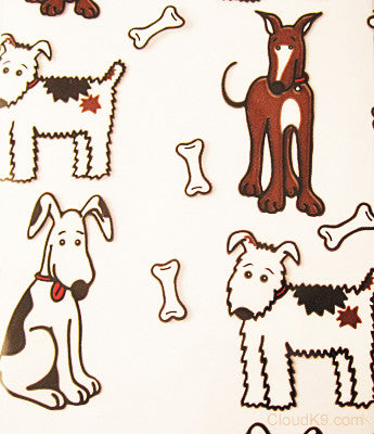 Dogs & Bones Cello Treat Bags