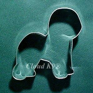Bichon Frise Cookie Cutter