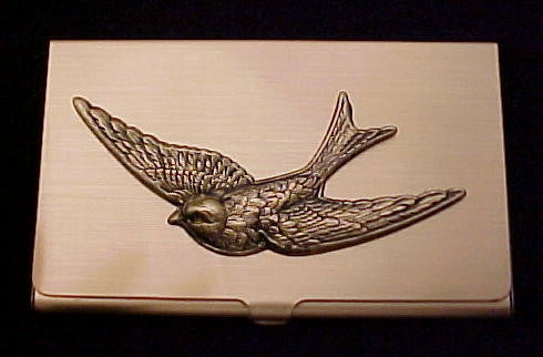 Bird Business Card Case