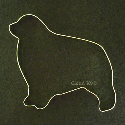Australian Shepherd Cookie Cutter