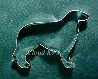Borzoi Cookie Cutter