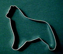 Belgian Shepherd Cookie Cutter