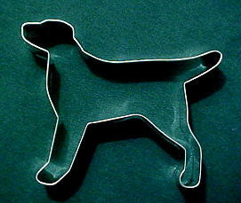 Pointer Cookie Cutter
