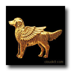 Golden Retriever Jewelry Gifts