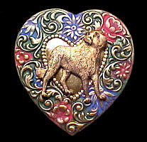 St. Bernard Dog Jewelry Gifts