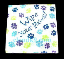 Dog Party Paper Napkins (Large) (16 Napkins)