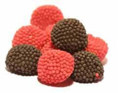 Blackberry & Raspberry Jellies [150g bag] - All Sweets and Treats