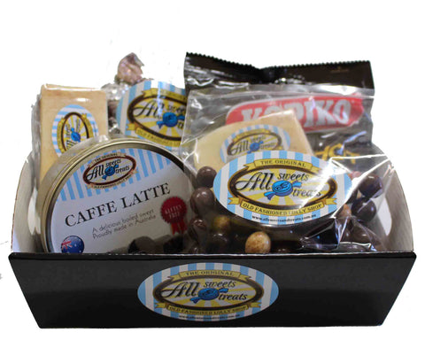 Gift Box - Coffee Connoisseur - All Sweets and Treats