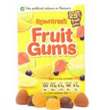 Fruit Gums [box] - All Sweets and Treats