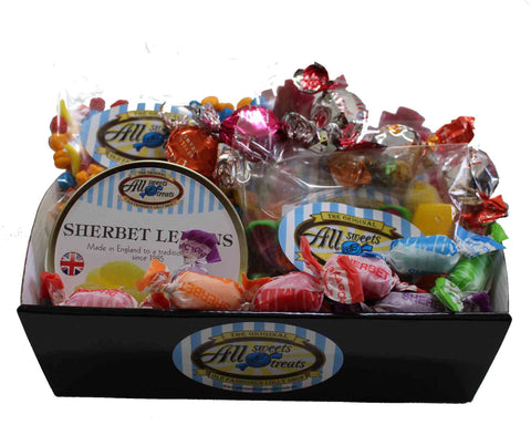 Gift Box - Fruit Salad Fantasy - All Sweets and Treats